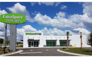 Extra Space Storage purchased this Bradenton, FL facility for more than $10 million.