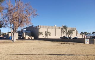 Wentworth Property Group is converting the former MIcroSemi plant in Scottsdale into a four-story self-storage facility.