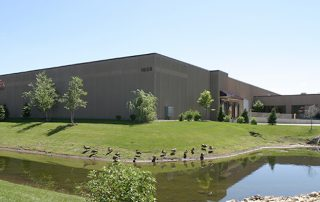 One of two development sites Wasatch Storage Partners acquired in the Twin Cities.